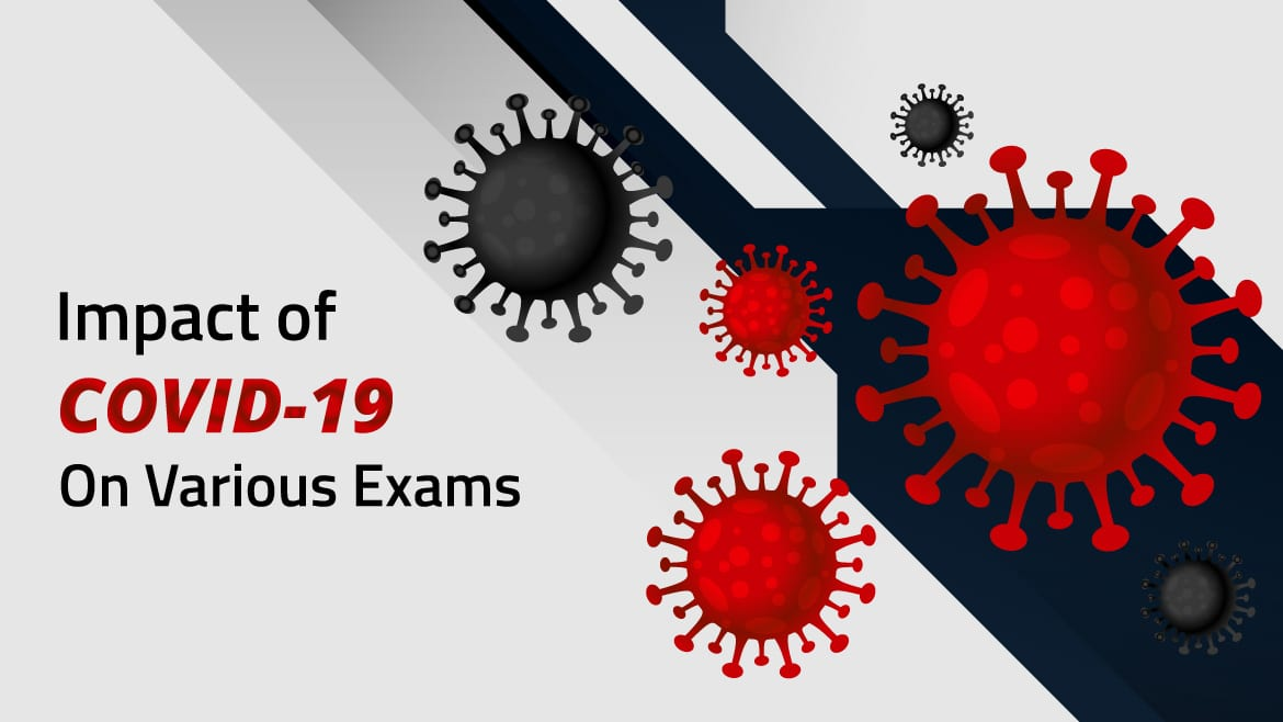 Impact Of Covid-19 On Various Exams