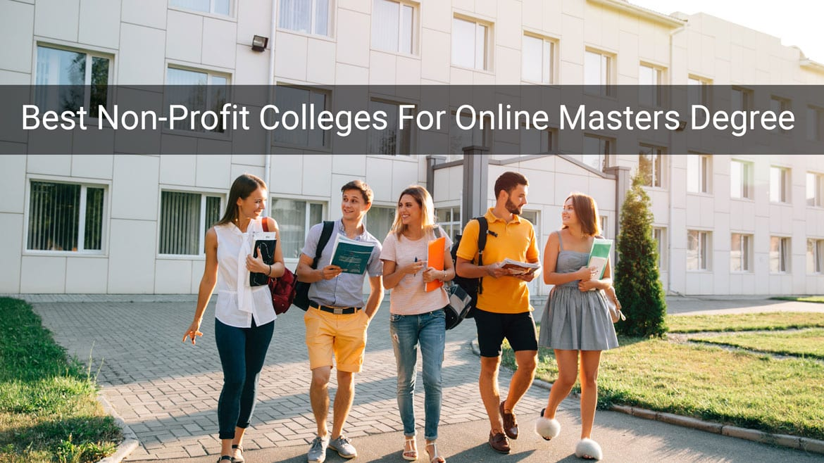 Best Non-Profit Colleges for Online Masters Degree