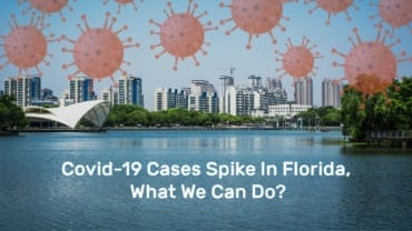 COVID-19 Cases Spike in Florida, What Can We Do?