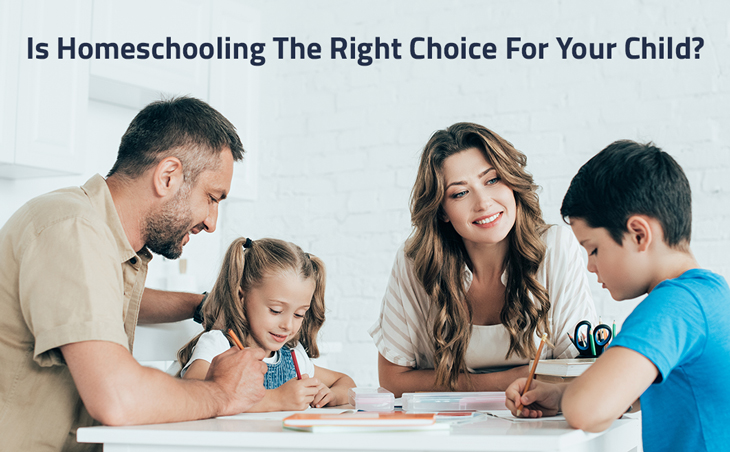 Is Homeschooling The Right Choice For Your Child?