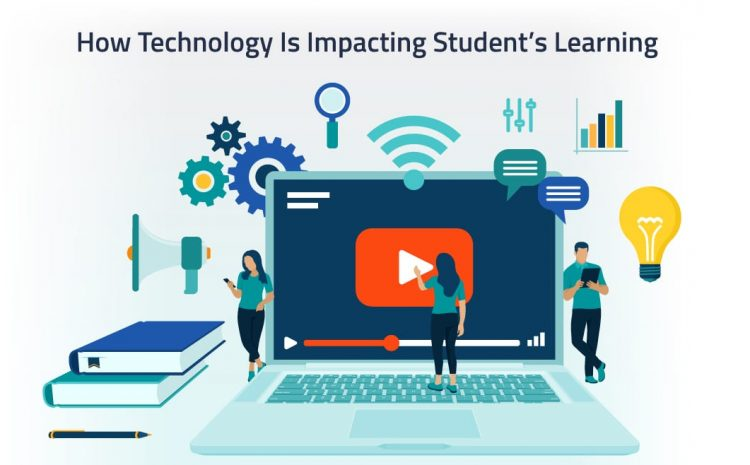 How Technology Is Impacting Student's Learning