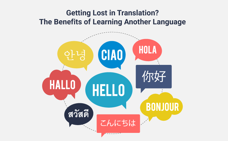 "Getting ""Lost in Translation"": The Benefits of Learning Another Language"