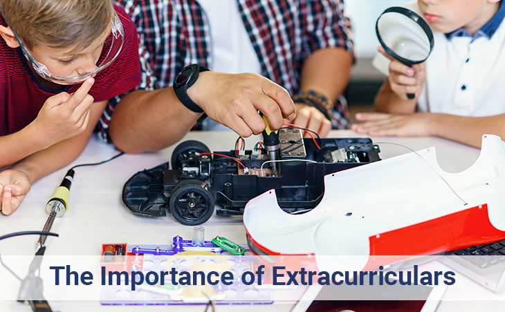 The Importance of Extracurriculars