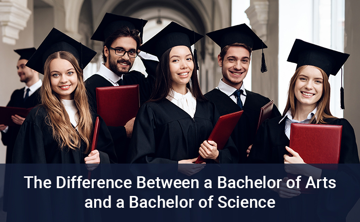 The Difference Between a Bachelor of Arts and a Bachelor of Science